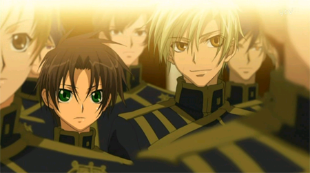 MIKAGE <3 TEITO *glomps*